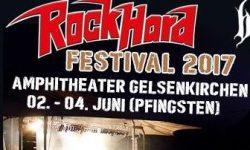Vorbericht: Rock Hard Festival 2017 in Gelsenkirchen, Amphitheater vom  02. – 04.06.17