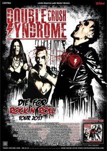 Tourplakat DCS Tour 2017 Contra Promotion GmbH - FB