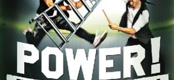 "Power! Percussion – ""Crazy About Rhythm-Tour 2017"" Nienburg/Weser"