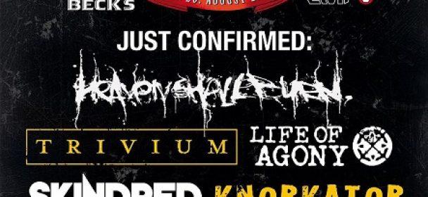 Reload Festival bestätigt sieben neue Bands für 2017
