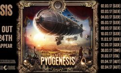 "Vorbericht: PYOGENESIS: ""A Kingdom To Disappear"" – Tour 2017"