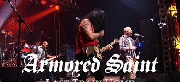 """News: Armored Saint veröffentlichen Video zur neuen Single """"Standing on the Shoulders of Giants""""!"""