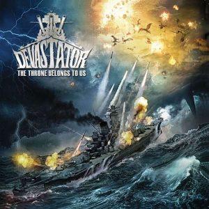 devastator-the throne belongs to us-artwork