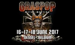 Graspop Metal Meeting 2017 – 16.06. bis 18.06.2017 in Dessel (Belgien)