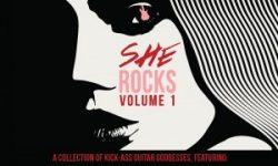 VA (USA) – SHE Rocks Vol.1