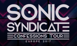 "Vorbericht: SONIC SYNDICATE & THE SHIVER ""Confessions Tour 2017"""