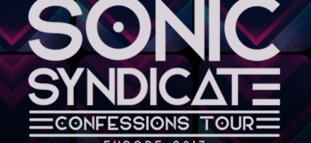 """Vorbericht: SONIC SYNDICATE & THE SHIVER """"Confessions Tour 2017"""""""