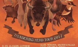"The Kyle Gass Band (USA) – 21.04.2017, Live in Aschaffenburg / Colos-Saal ""Thundering Herd Tour 2017"""