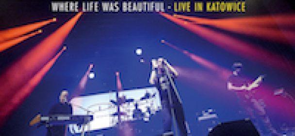 DANTE – Where Life Was Beautiful (Live in Katowice) am 28.4.