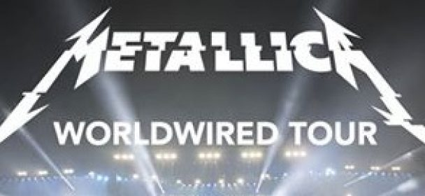 METALLICA live in Deutschland 2017/2018