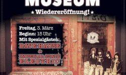 IMPERIAL STATE ELECTRIC in Berlin mit Kurzauftritt im RAMONES MUSEUM am 3.3.17