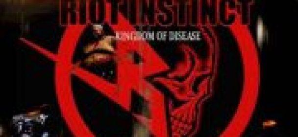 Riot Instinct (D) – Kingdom of Disease (EP)