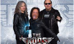 THE RODS – Legendäre US Metal Band unterschreibt weltweit bei Steamhammer/SPV – Neues Album erscheint Ende 2017