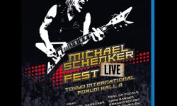 Michael Schenker Fest Live – Tokyo International Forum Hall A 2016 / Blu-Ray & 2-CD