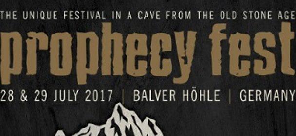 Prophecy Fest 2017 – 28. & 29. Juli 2017 – Balver Höhle
