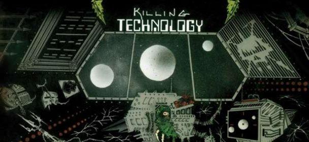 Voivod (CA) – Killing Technology (Re-Release)