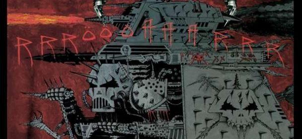 Voivod (CA) – Rrröööaaarrr (Re-Release)