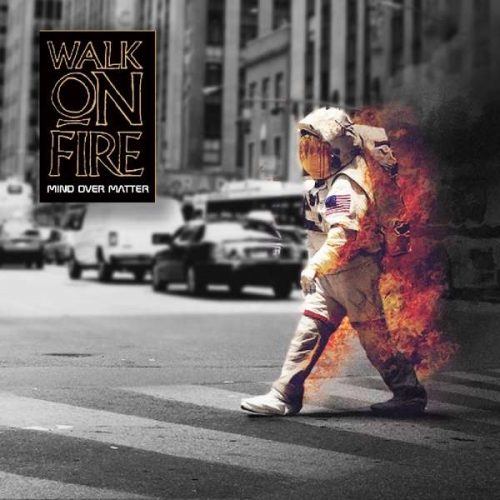 Walk on Fire Cover