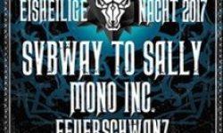 SVBWAY TO SALLY – Eisheilige Nächte 2017