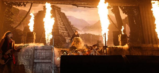 Iron Maiden (GB) – The Book Of Souls: Live Chapter