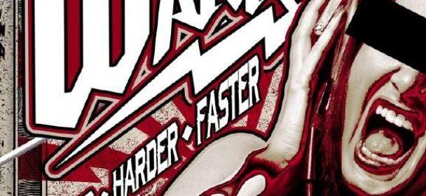 Warrant (USA) – Louder Harder Faster