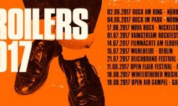 BROILERS: Neues Video & Single, exklusive Clubshows, VVK startet heute