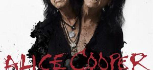 """Alice Cooper kündigt weltweites Signing bei earMUSIC an und veröffentlicht neues Studioalbum """"Paranormal"""" am 28. Juli 2017"""