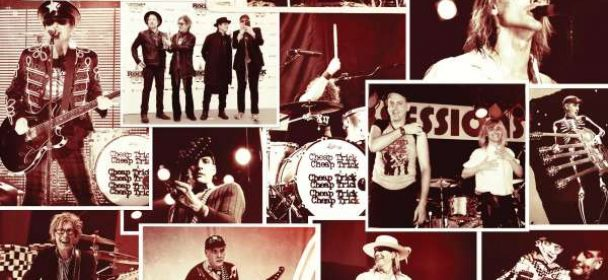 Cheap Trick (USA) – We're All Alright!