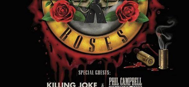 Killing Joke Spielen Nächste Woche Drei Solo Shows In Deutschland