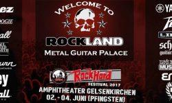 Rockland auf dem Rock Hard Festival 2017