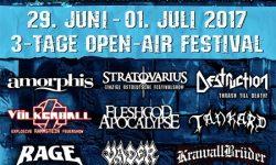 Metal Frenzy Festival 2017 (Sachsen-Anhalt) – nur noch 3 Tage!