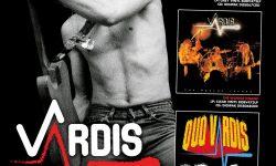 "VARDIS Classics ""100 MHP"", ""The World's Insane"", ""Quo Vardis"" Remastered & Re-Released on CD & Vinyl"