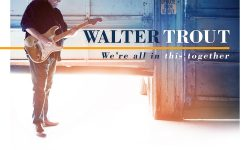 """Walter Trout – brandneues Studioalbum """"We're All In This Together""""/ VÖ 01.09."""