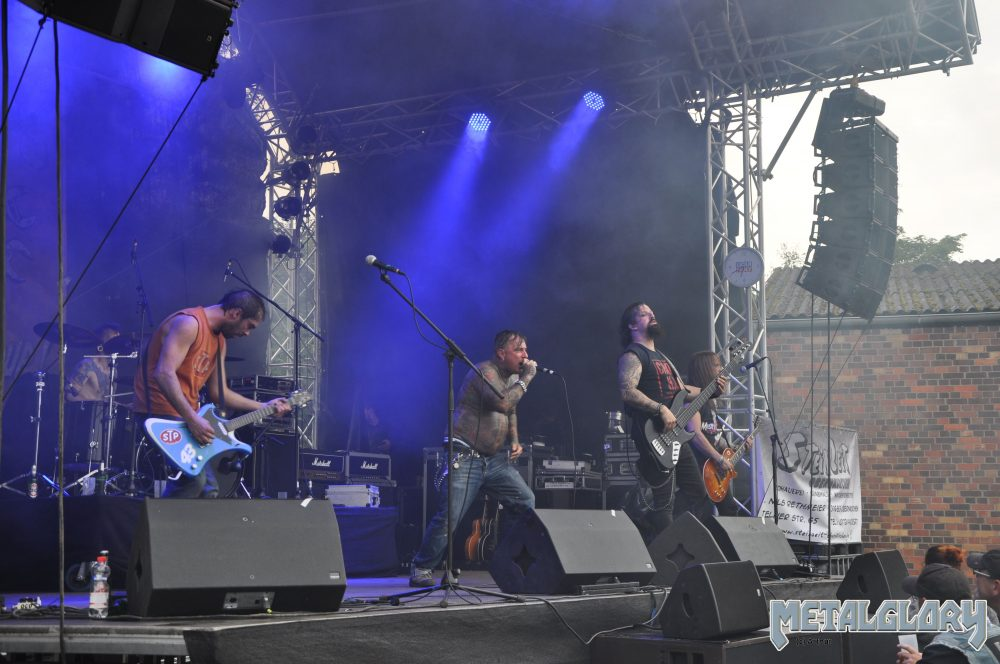 ROCK´N´BOOZE-Open Air in Bückeburg 2017 (Grave Digger, Majesty uvm.)