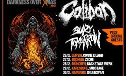 Darkness Over X-Mas Tour 2017 – Mit Caliban und Bury Tomorrow