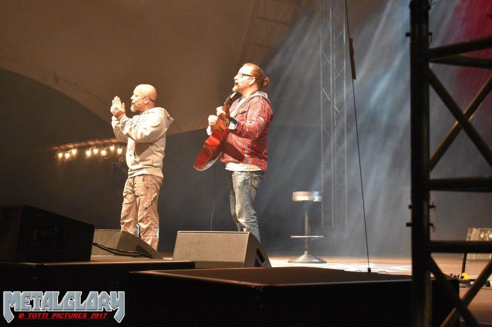 MUNDSTUHL, 22.09.2017 / Amphitheater Hanau