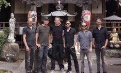 Fiddler's Green & neue Tourdaten nach ausverkaufter Tour in Japan