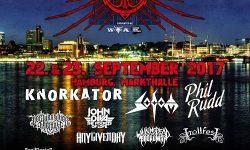Hamburg Metal Dayz 2017 – Der Countdown läuft …