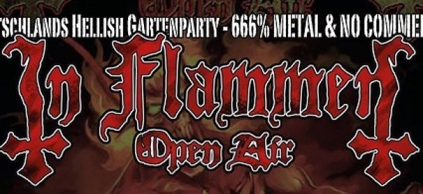 Vorbericht: In Flammen Open Air 2018
