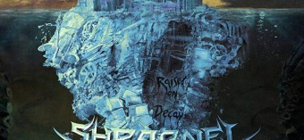 """SHRAPNEL – neues Album """"Raised On Decay"""" am 29.09."""