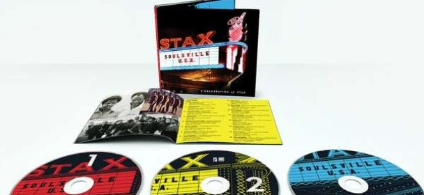 Various Artists (USA) – Soulsville U.S.A.: A Celebration Of Stax (3 CDs)