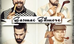 Interview: GASMAC GILMORE, 27-08-2017, Hanau / Amphitheater