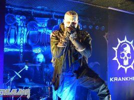 KRANKHEIT 19-10-2017 FFM / Nachtleben