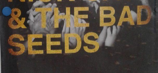 Bericht und Fotos von NICK CAVE & THE BAD SEEDS in Hamburg -online!!!