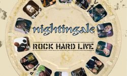 """NIGHTINGALE – Launch new single off """"Rock Hard Live"""" release!"""