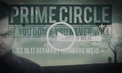 PRIME CIRCLE: Deutschland Tournee erfolgreich gestartet!
