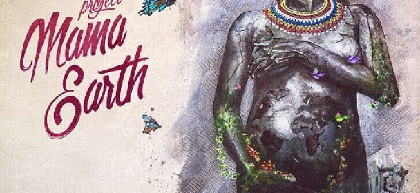 Project Mama Earth mit Joss Stone – Mini Album am 10. 11.