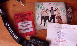 "Live-Review: IN EXTREMO & GASMAC GILMORE, ""10 Jahre Burgentour"" 27-08-2017, Hanau / Amphitheater"