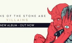 Vorbericht: QUEENS OF THE STONE AGE – Villains World Tour 2017