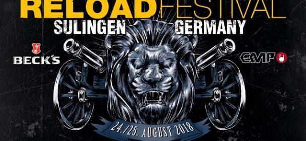 Vorbericht: Reload Festival 2018 in Sulingen vom 23.- 25.08.18